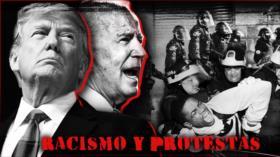 Detrás de la Razón: Protestas en Pensilvania contra violencia policial estadounidense de cara a elecciones