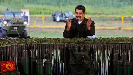 Maduro: Venezuela se prepara para celebrar parlamentarias en paz