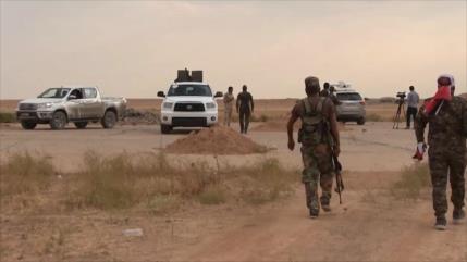 Ejército sirio libra nueva operación militar contra Daesh