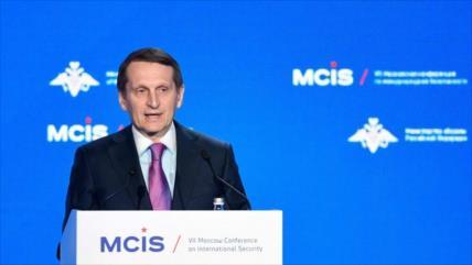 Rusia: Occidente intenta provocar caos en espacio euroasiático