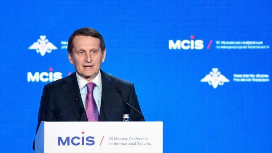 Rusia: Occidente intenta provocar caos en espacio euroasiático | HISPANTV
