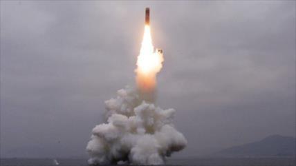 Pyongyangconstruye submarinos capaces de lanzar misiles balísticos