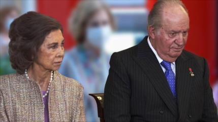 Justicia de España abre nueva investigación contra Juan Carlos I