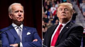 Al-Fath de Irak: Trump y Biden son dos caras de la misma moneda