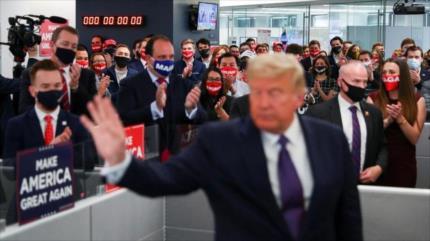 Rusia: Elecciones en EEUU es un 'show' organizado por las élites