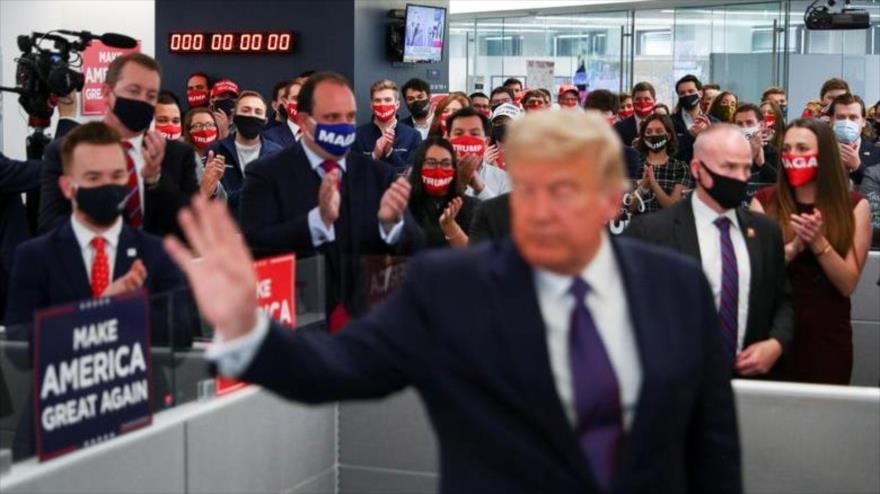 Rusia: Elecciones en EEUU es un 'show' organizado por las élites   HISPANTV