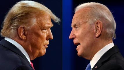 Irán: Trump o Biden, un asunto interno de EEUU que no nos importa