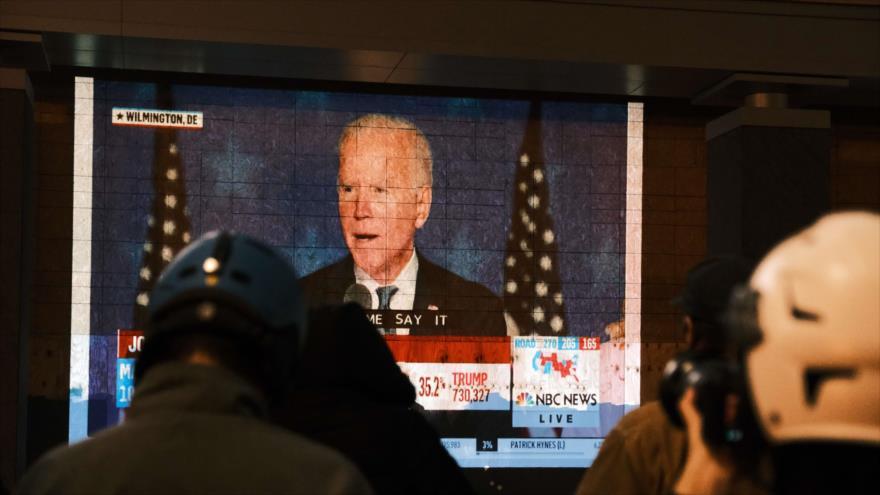 'Son indignantes': Campaña de Biden responde a comentarios de Trump | HISPANTV