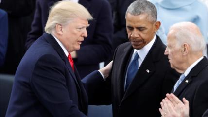 'Biden y Trump no difieren, mira destrucción de Obama en la zona'