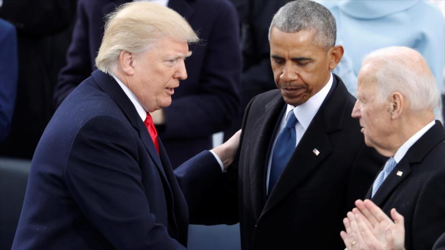 'Biden y Trump no difieren, mira destrucción de Obama en la zona' | HISPANTV