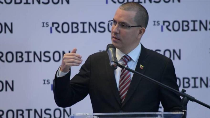 Arreaza: Irán y Venezuela fortalecen lazos pese a sanciones de EEUU | HISPANTV