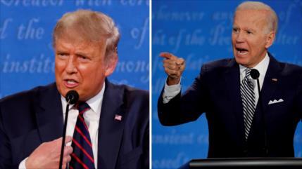 Twitter se convierte en nuevo campo de batalla de Trump y Biden