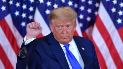 Estados Unidos: Trump, el ganador autoproclamado