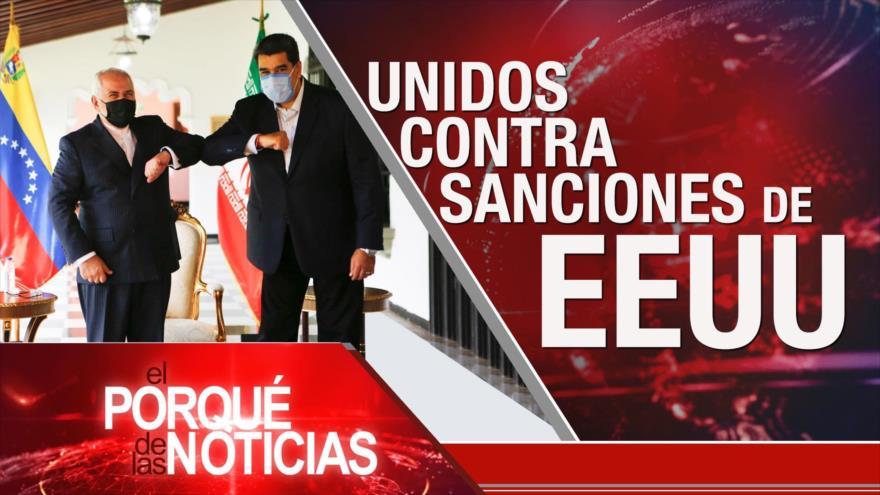 El Porqué de las Noticias: Elecciones en EEUU. Postura de Irán. Zarif viaja a Venezuela