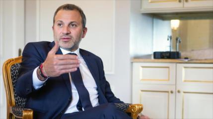 Hezbolá denuncia sanciones de EEUU contra excanciller libanés