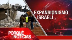 El Porqué de las Noticias: Crisis electoral en EEUU. Relaciones Irán-Cuba. Expansionismo israelí