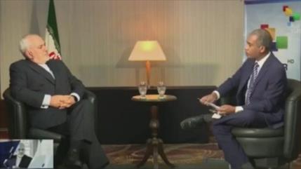 Zarif: Irán y Venezuela hicieron frente al matonismo de EEUU