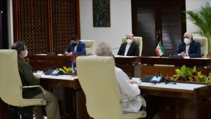 Irán y Cuba priorizan la lucha contra terrorismo económico de EEUU