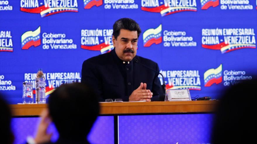 Maduro: Estamos muy preocupados por lo que está sucediendo en EEUU