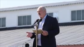"""Lukashenko: Las elecciones de EEUU son una """"burla a la democracia"""""""