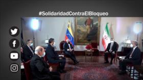 Etiquetaje: Irán y América Latina, unidos contra el bloqueo de EEUU