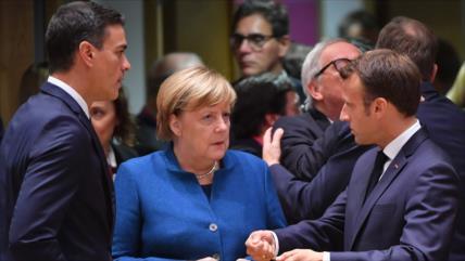 Líderes europeos saludan victoria de Biden en las elecciones
