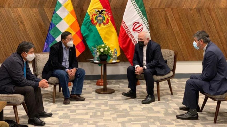El canciller iraní se reúne con el presidente electo de Bolivia | HISPANTV