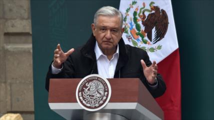 """México no felicita a Biden hasta que se resuelvan """"asuntos legales"""""""