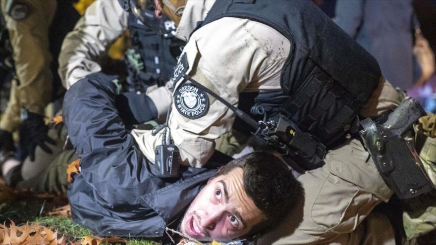 Amnistía y HRW urgen a Biden fin de violaciones de DDHH en EEUU | HISPANTV