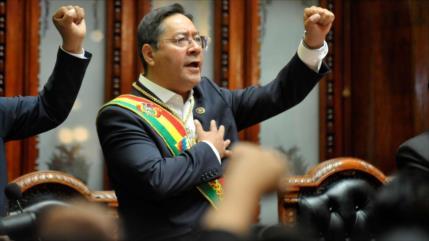"Arce promete ""retorno de democracia"" a Bolivia tras golpe"
