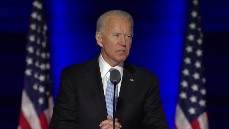 EEUU, bajo la mirada del mundo tras la elección de Joe Biden