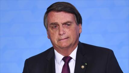 Bolsonaro duda de acudir a la reelección tras descalabro de Trump