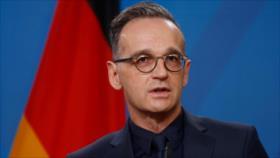 Alemania aconseja a Biden cooperar sobre pacto nuclear con Irán