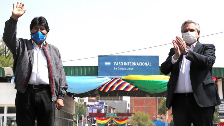 Morales regresa a Bolivia un año después del golpe de Estado