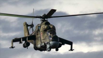 Helicóptero militar ruso es derribado en Armenia; hay dos muertos