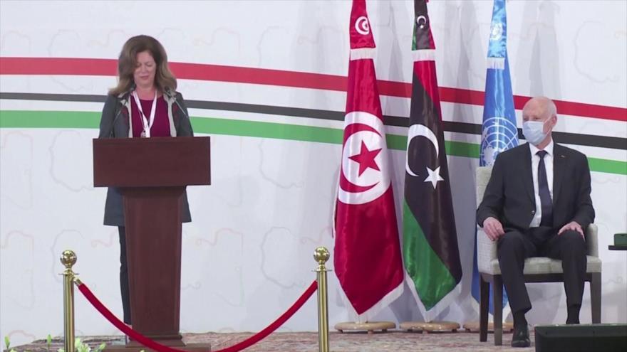 Arrancan negociaciones libias en Túnez, bajo el auspicio de la ONU