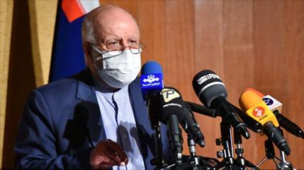 """Irán asegura que sanciones de EEUU tienen origen en su """"rencor"""""""