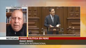 """""""Perú va hacia una profunda crisis por la corrupción endémica"""""""