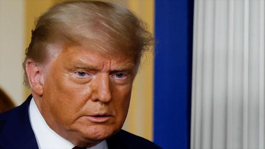 Informe: Trump ordena no cooperar con equipo de transición de Biden | HISPANTV