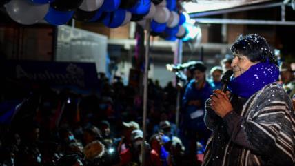 Morales: El litio fue el motivo del golpe de Estado en Bolivia