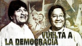 Detrás de la Razón: Bolivia estrena presidente ante una crisis económica del gobierno de facto