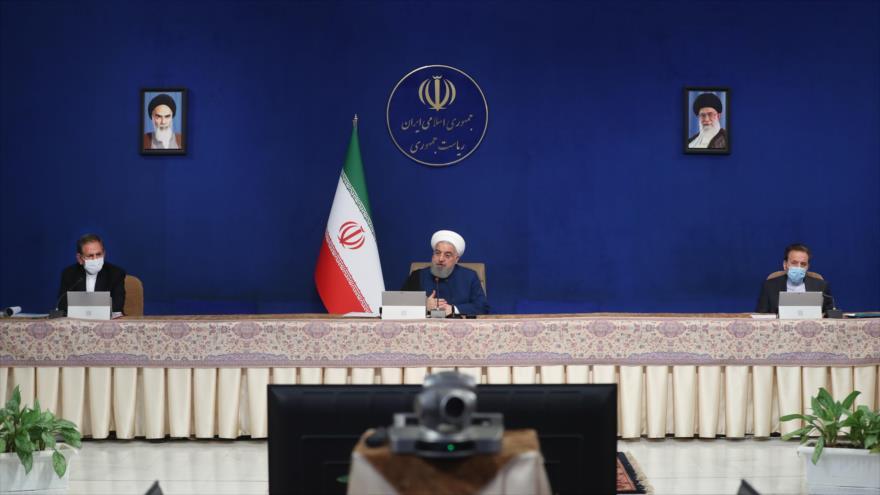 """""""Trump, que soñaba con el colapso de Irán, vio su propio colapso""""   HISPANTV"""