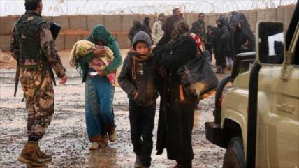 Irán denuncia que sanciones de EEUU agravan sufrimiento de sirios