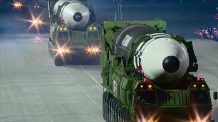 Tink tank de EEUU revela cantidad de ojivas nucleares norcoreanos