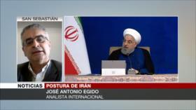 """Egido: Irán se muestra """"sobrio y fuerte"""" ante elecciones de EEUU"""