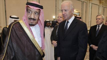 Artículo: Riad soborna a Biden para silenciarlo ante sus crímenes