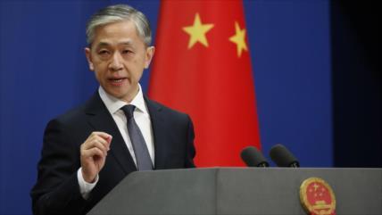 China pide a EEUU detener todo tipo de contacto con Taiwán