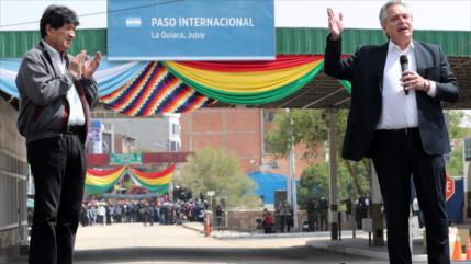 Fernández, aislado tras contacto con un positivo en viaje a Bolivia