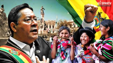 Jallalla Bolivia: Reconstruirla, Pero… Con verdad y Justicia