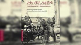 Se presenta un libro sobre lazos entre Irán y el mundo hispánico